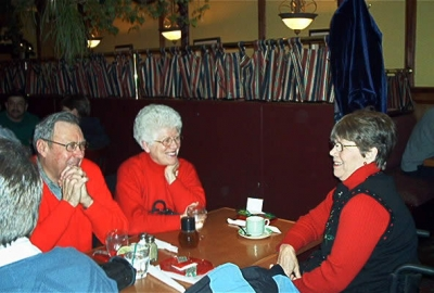 Hantsport Lions 2003 Christmas Party