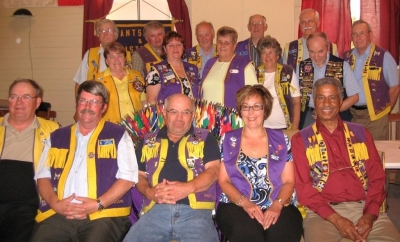 Hantsport Members June 2009