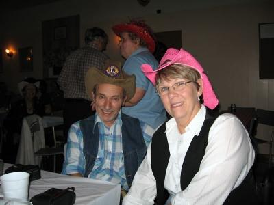 Lion Ken & Millie MacKenzie CM Shelburne 2006