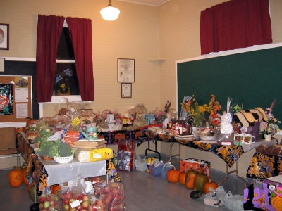 Club 2006 Harvest Auction